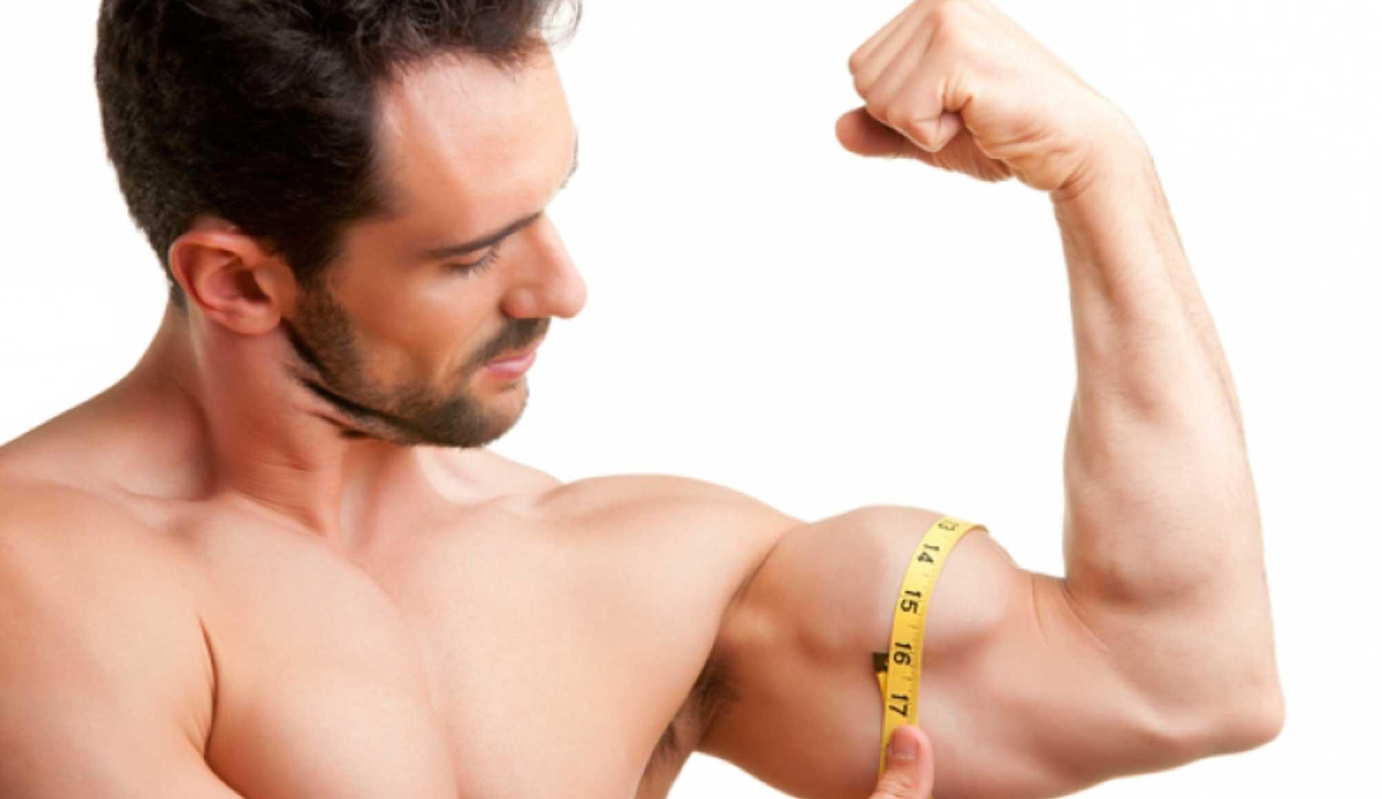 Aumento de Masa Muscular y Alimentación