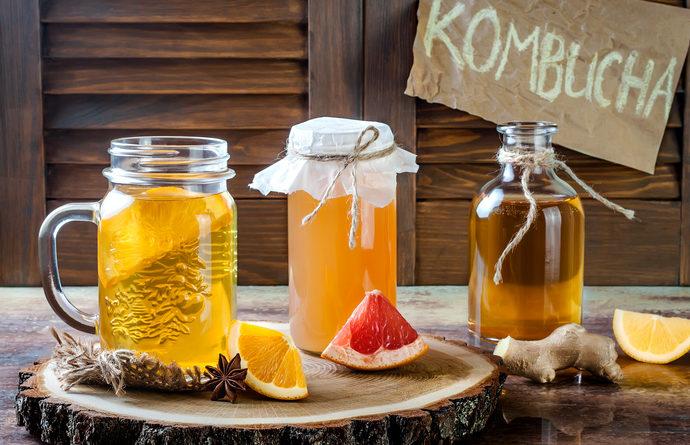 Cómo preparar Kombucha en casa
