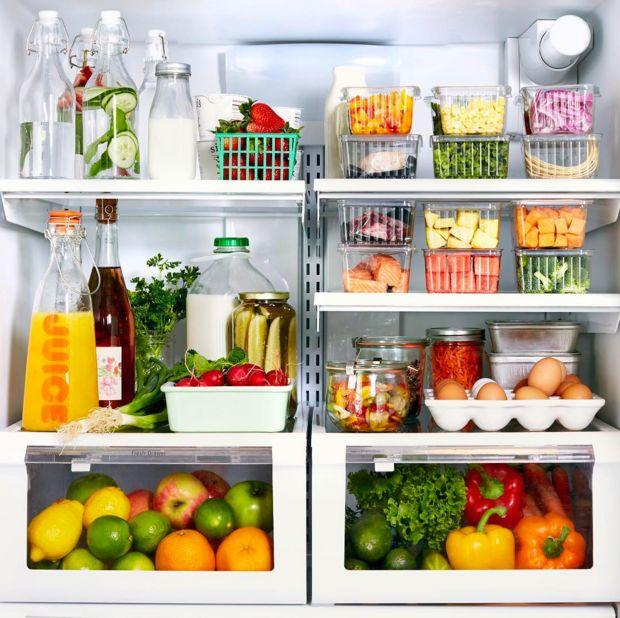 Cómo ordenar el refrigerador?
